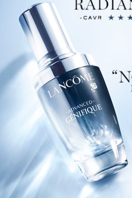 Free Lancome Advanced Génifique Sample