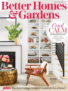 Free Subscription to Better Homes & Gardens