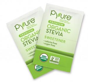Free Pyure Premium Organic Stevia Samples