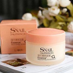 FREE Snail Sleep Moisturizing Anti-Aging Cream