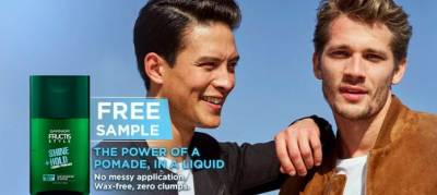 Free Sample of Garnier Liquid Style Pomade