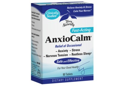Free AnxioCalm from Terry Naturally
