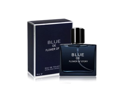 BLUE De Flower Of Story Perfume for Free