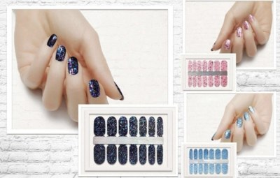 Free DIY Nail Polish Strips Sample