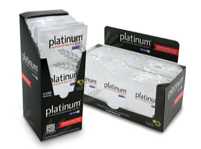 Free Sample of Platinum Superior Baking Yeast by Red Star