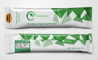 Free Sample of EnergiOne Vegan Superfood Bar