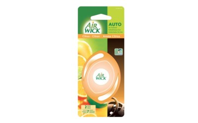 Free Air Wick Citrus Zest Paper Air Freshener