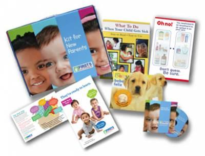 Free First 5 New Parent Kit (San Mateo County, California)
