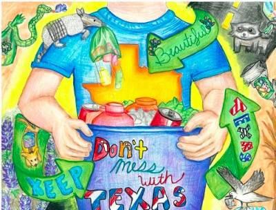 Free Texas Calendar (Texas Residents Only)