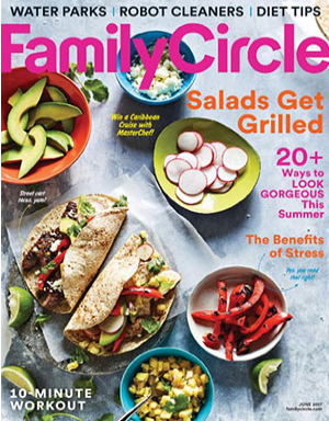 FREE 2 Issues To Family Circle Magazine