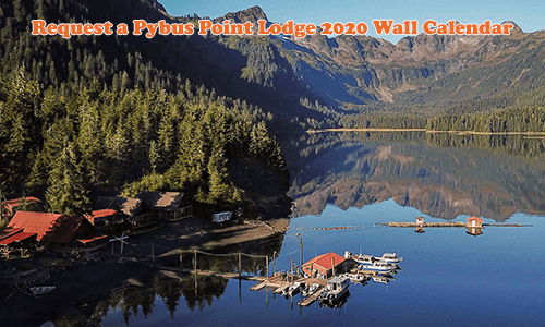 FREE Pybus Point Lodge 2020 Wall Calendar