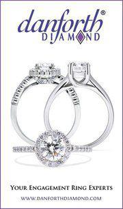 Free Ring Sizer from Danforth Diamond
