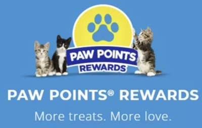 Free Points from Paw Points