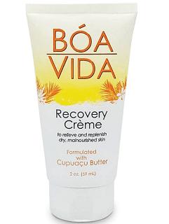 FREE 2oz Boa Vida Recovery Creme Sample