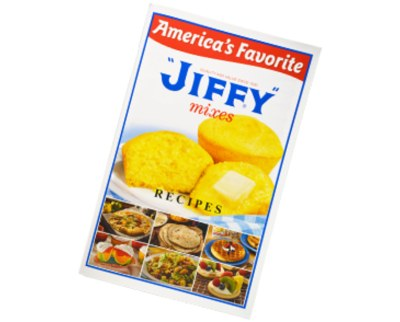 Free Recipe Book from Jiffy Mix