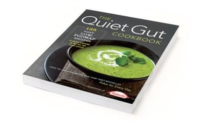 Get a Copy of The Quiet Gut Cookbook