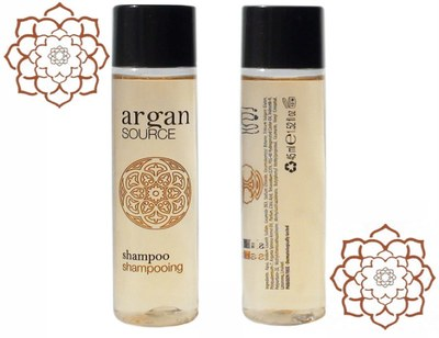 Sample of Argan Shampoo for Free