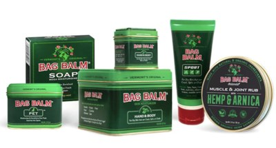Free Samples of Bag Balm Products