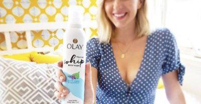 Get Free Samples of Olay Whips