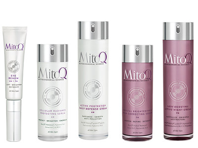 Free MitoQ Skincare Products