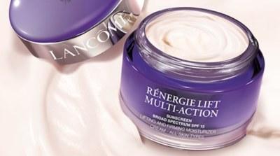 FREE 7-day supply of Rénergie moisturizer