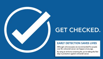 Free Colorectal Cancer Screening Kit - Georgia Only
