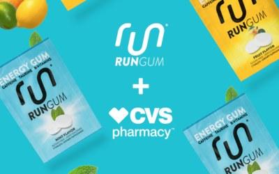 Free RunGum from CVS