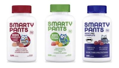 Free SmartyPants Vitamin Samples
