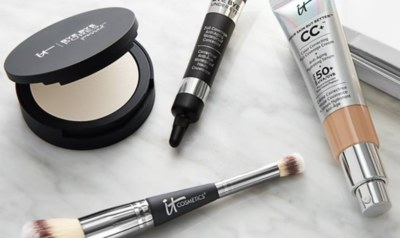 Free Makeup Samples from IT Girl