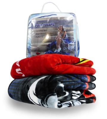 Spirit Wraps Mascot Blanket