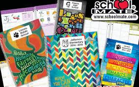 Free Schoolmate Planner & Folder