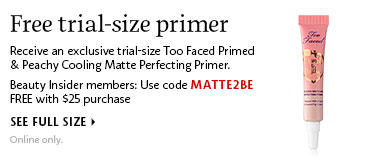 FREE Trial-size Primer