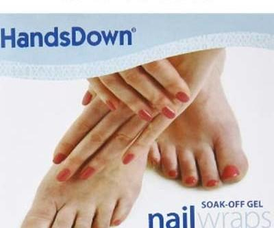Free HandsDown & Spa Essentials Products-Cosmetologists Only