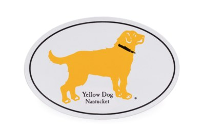 Free Stickers From Yellow Dog