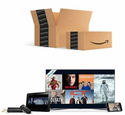 30 Days Free Trial of Amazon Prime