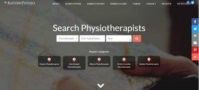 Free Reviews of Physiotherapists