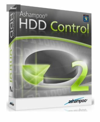 Free Software - Ashampoo HDD Control 2