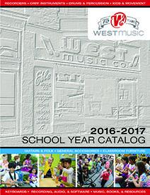 Free West Music Catalog