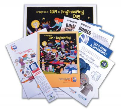 Free Introduce A Girl to Engineering Day Kit