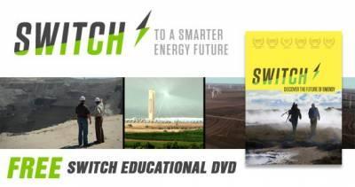 Energy Switch DVD For Educators