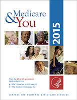 2015 Medicare And You Book or CD