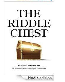 FREE Kindle Edition: The Riddle Chest: 50 Original Riddles to Stump Your Brain