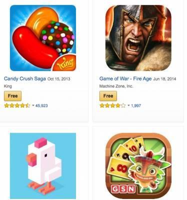 Free games on Amazon.com