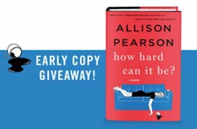 Free Advanced Copy of How Hard Can It Be Book