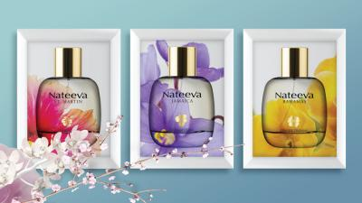 Nateeva Fragrance - Free Sample