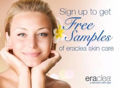 Free Samples of eraclea Skin Care