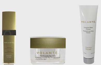 Free Volante Skin Care Samples
