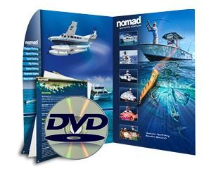Free DVD- Nomad Sportfishing Adventures