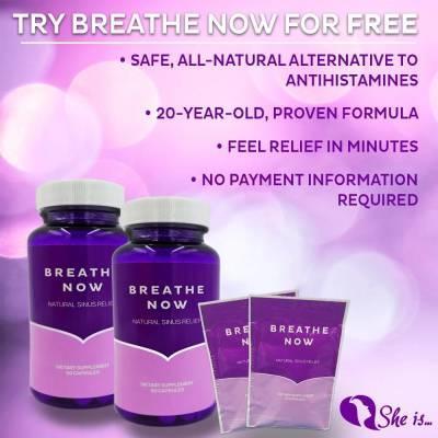 Free Breathe Now Sinus Sample