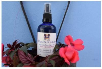 Free Sample of Maison D'argan Organic Argan Oil & Scented Infusions